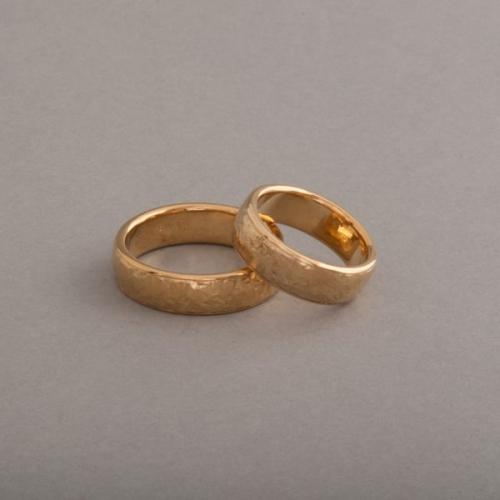 Ringe aus 18 Karat Gold