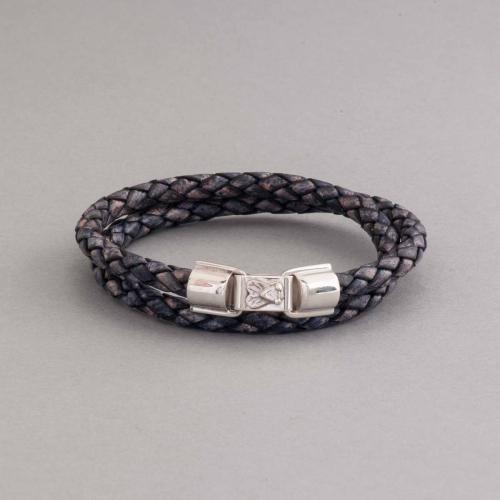 lederarmband-aus-silber-blau-antik
