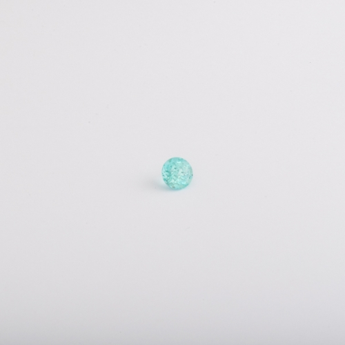 Edelstein Paraiba Turmalin aus Mosambik rund facettiert mit einem Durchmesser von 6,5 mm Botho Nickel Schmuck Juwelier, Goldschmied, Gemmologe und Diamantgutachter