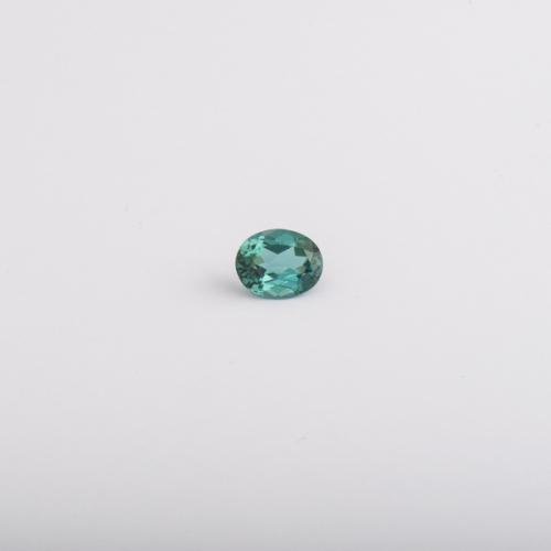 Edelstein Turmalin oval facettiert Botho Nickel Schmuck Juwelier, Goldschmied, Gemmologe und Diamantgutachter
