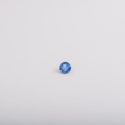 Edelstein Tansanit rund facettiert Botho Nickel Schmuck Juwelier, Goldschmied, Gemmologe und Diamantgutachter