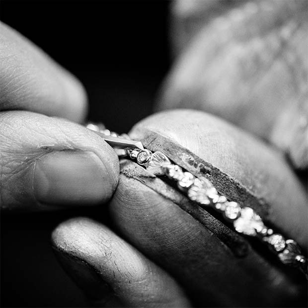 Silberringe Herstellung Goldschmiede Hamburg Botho Nickel