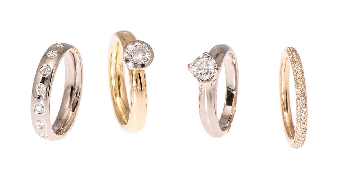 Verlobungsring Botho Nickel Handwerk