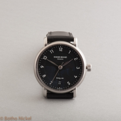 Rainer Brand Thirty Six, Botho Nickel Hamburg