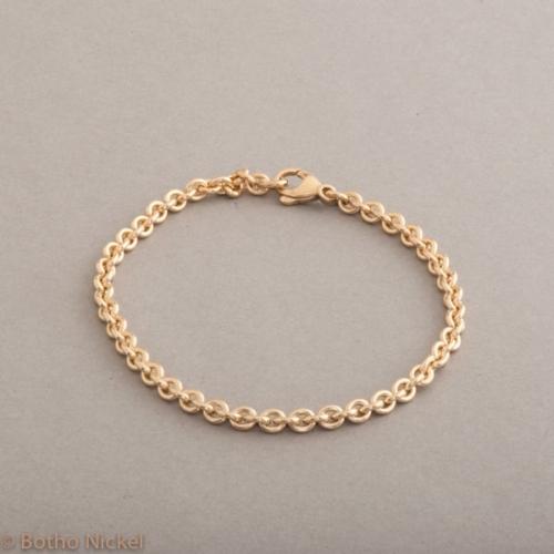 Armband aus 18 Karat Gold Botho Nickel Schmuck Hamburg, Juwelier und Goldschmiede